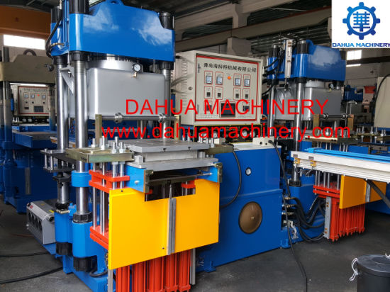 350ton Vacuum Rubber Machine for Rubber Products