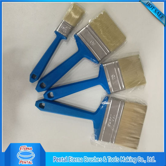 Eterna Painting Brush with Plastic Handle for Netherland Market pictures & photos