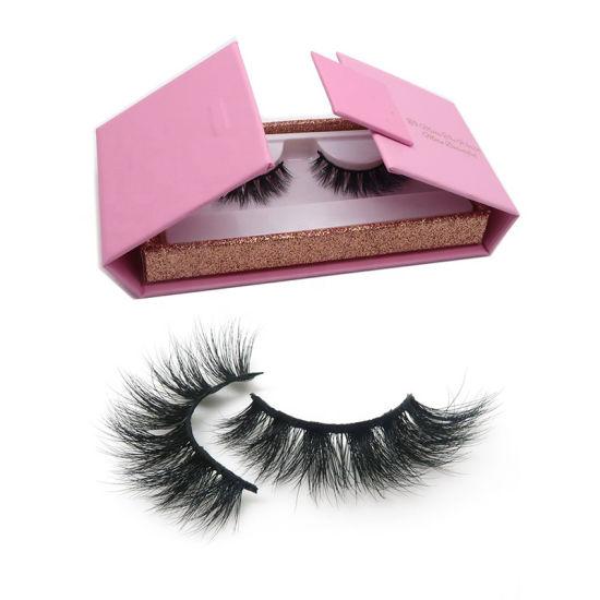 Wholesale Handmade 3D Mink Eyelashes Own Brand False Eyelash