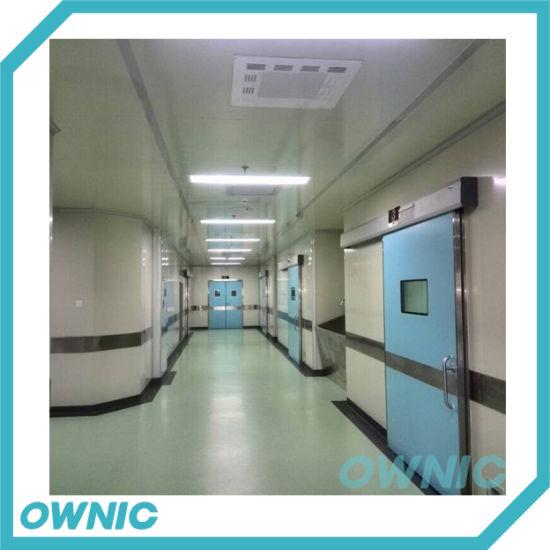 Ss 304 Frame Hospital Sliding Door Hermetic Door