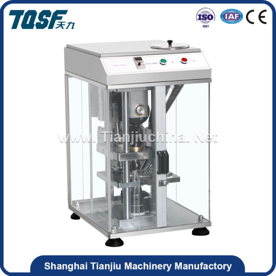 Zp-9A Pharmaceutical Manufacturing Pill Press of Rotary Tablet Making Machinery pictures & photos