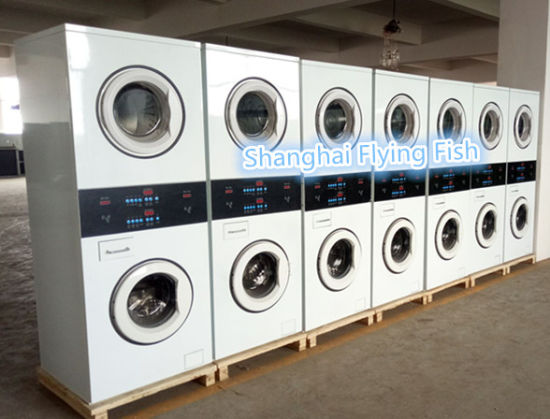 Industry Coin Washing and Drying Machine pictures & photos