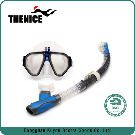 000863e6d2bf China Anti-Fog Tempered Glass Snorkelling Mask Scuba Diving Dive ...