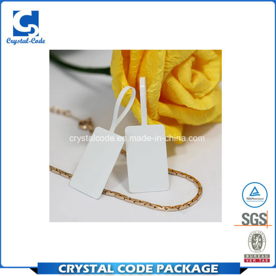 Custom Printed Price Tag Jewelry Label Sticker