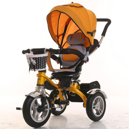 Factory Wholesale, Rain-Proof Sun Protection, Environmental Protection, Comfort, Baby Cart Balance Bicycle