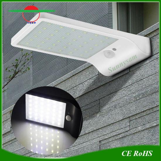 Popular 36LEDs Solar Lights PIR Sensor Wall Mounted Outdoor Lighting & China Popular 36LEDs Solar Lights PIR Sensor Wall Mounted Outdoor ...