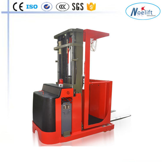 China Order Picker Forklift Tha10 3m for Industry - China Forklift ...