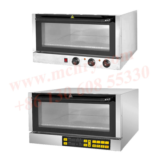 Single Layer Catering Pizza Bread Pastry Baking Oven