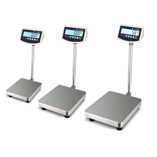 Bse Aluminum Electronic Weighing Bench Digital Platform Scale