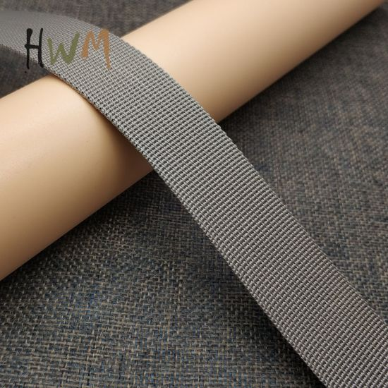 2 Inch Tan Seat-Belt Polyester Webbing Closeout 20 Yards