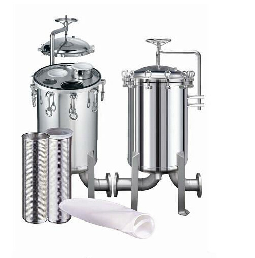 Multi-Bag Filter Housing/ Multi Filter Bag for Pharmaceutical Industry pictures & photos