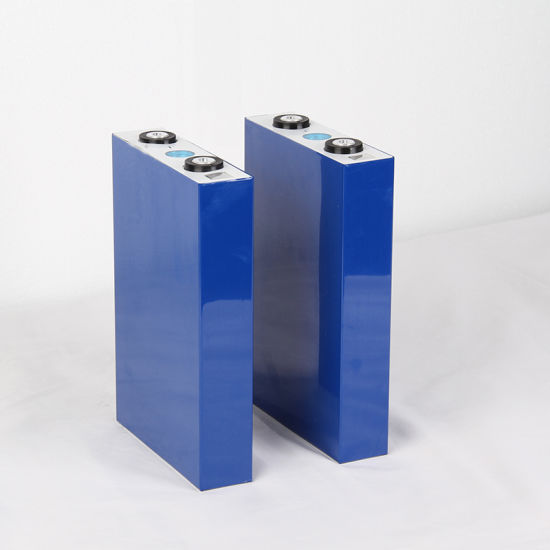Prismatic Aluminum Lithium Ion 3.2V 100ah Rechargeable LiFePO4 Battery for EV Golf Cart Solar Systems