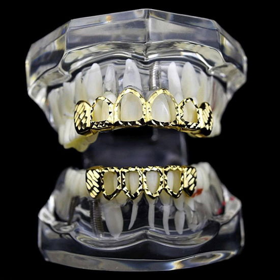 Custom Hip Hop Grillz Biling Bling Grillz pictures & photos