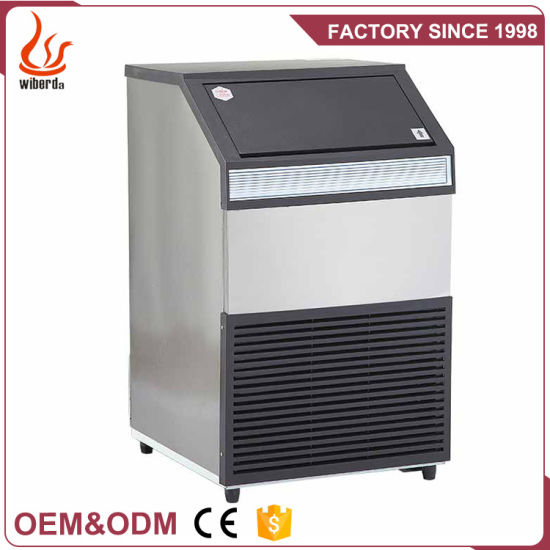 OEM Factory Commercial Automatic Stainless Steel Big Ice Machine Maker pictures & photos