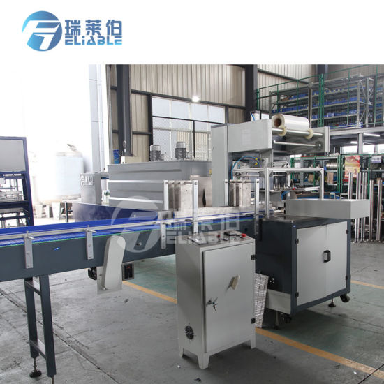 Famous Brand PE Film Round Bottle L Type Shrink Wrapping Machinery Wholesale Online