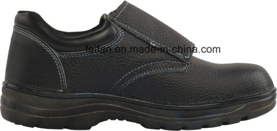Industrial Safety Shoes with Steel Toe Cap and Steel Plate pictures & photos