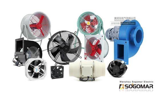 (YN5-47) Axial Industrial Fan Centrifugal Blower for Dust Exhaust No Vibration