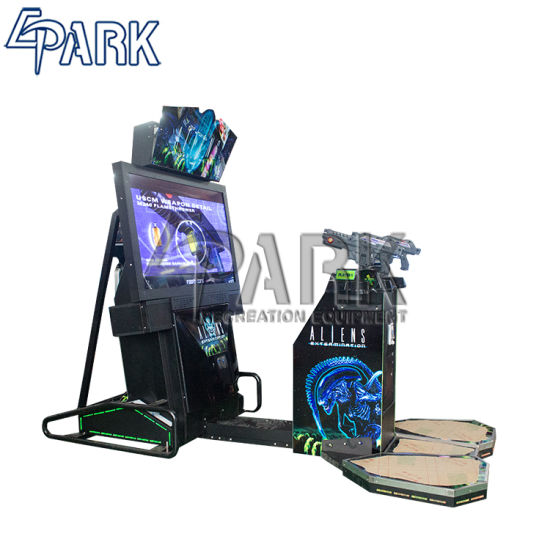 Light Gun Classic Shooting Game Coin Operated Machine Outdoor Playground for Sale pictures & photos