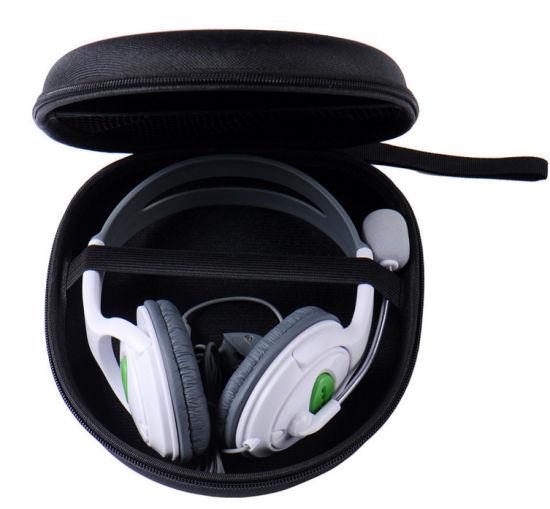 Shockproof Portable Custom Zipper Carrying Custom EVA Go PRO Case, EVA Hard Electronics Carry Case