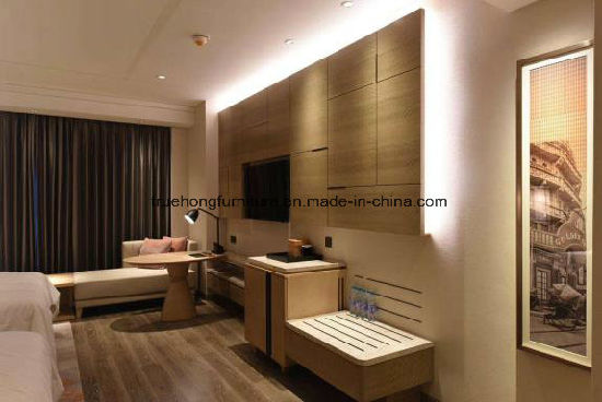 Marriott Hotel Furniture Modern Design Hotel Bedroom Furniture Sets Holiday Resort Hotel Project Furniture High Quality Plywood Hotel Furniture