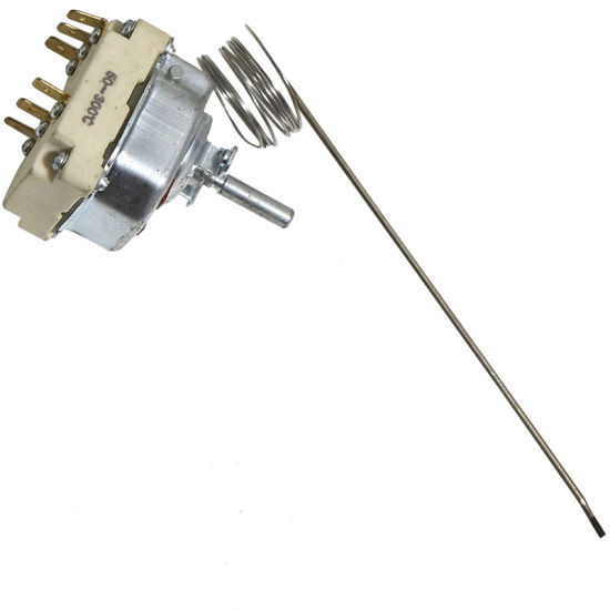 -35 to +350 Degree Thermostat with Ce Certification
