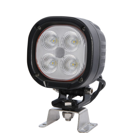 """2019 Newest 5"""" 40W 12V LED Tractor Lights with Camera"""