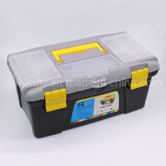 "Household Muti-Function 16"" Tool Box for Garage & Around The Home for Tools pictures & photos"