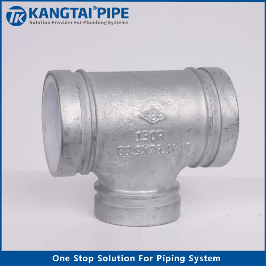 Hot Sale Pipeline DN40 Threadedsteel PE Pipe Composited Tubing Fitting