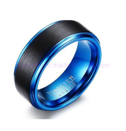 Fashion Tungsten Jewellery Engagement Jewelry Rings pictures & photos