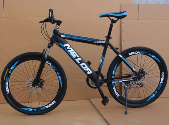 26 Size Steel Mountain Bicycle with Gear pictures & photos