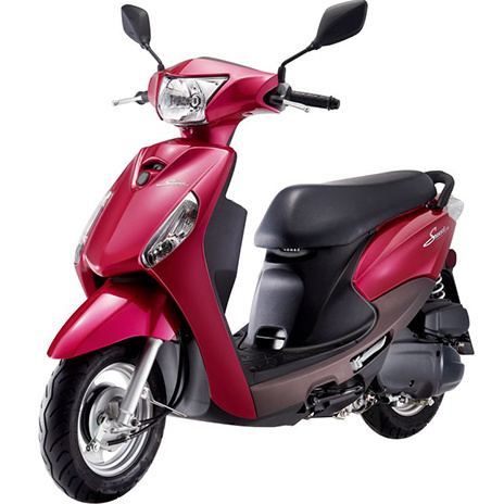 Latest Yamahan Jog Gasoline Scooter Petrol Scooter 50cc (BD50QT-D)