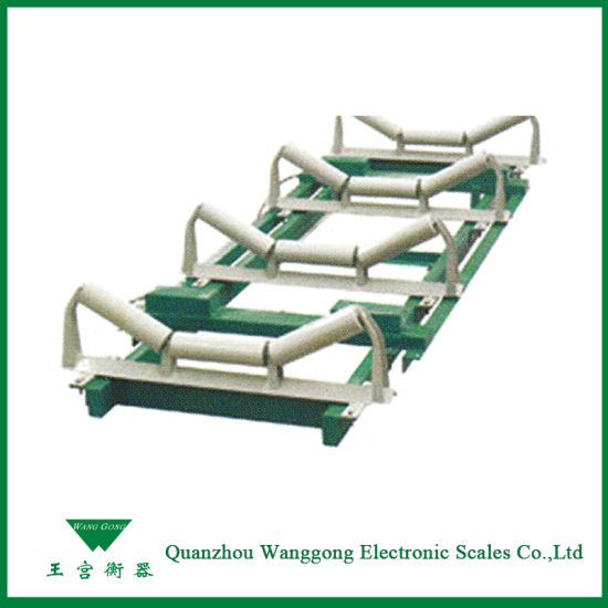 Electronic Conveyor Belt Weighing Scales pictures & photos