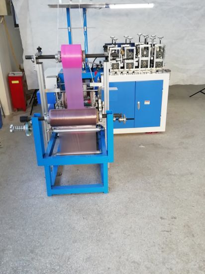 Automatic Double PE Shoe Cover Making Machine