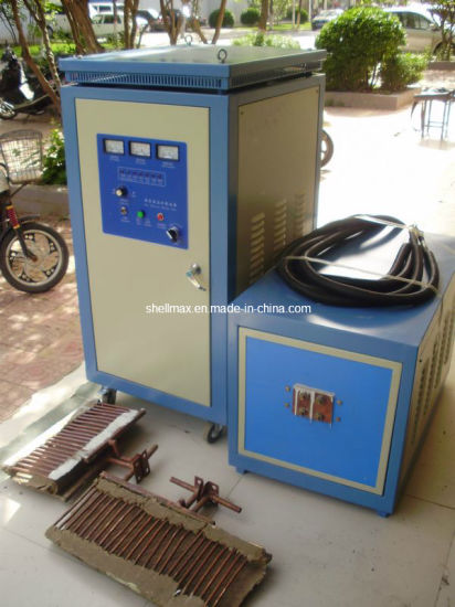 Shellmax Induction Hardening Forging Machine (S-VI-16/30/36/40/50/60/80/120/160) pictures & photos