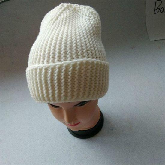 Custom Knitted Toque Racoon Fur POM POM Beanie Hat