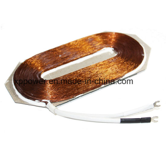 Coil Induction Cooker ~ China customized oval shape induction cooker coil