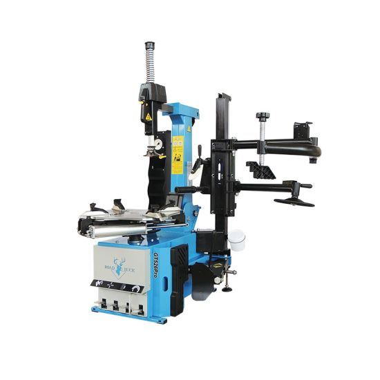 Auto Tyre Changer with 3 Auxiliary Arms Gt526 PRO Ar for Repair Shop