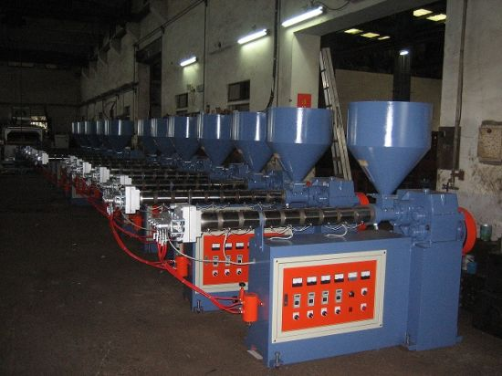 PP Straw Extruder pictures & photos