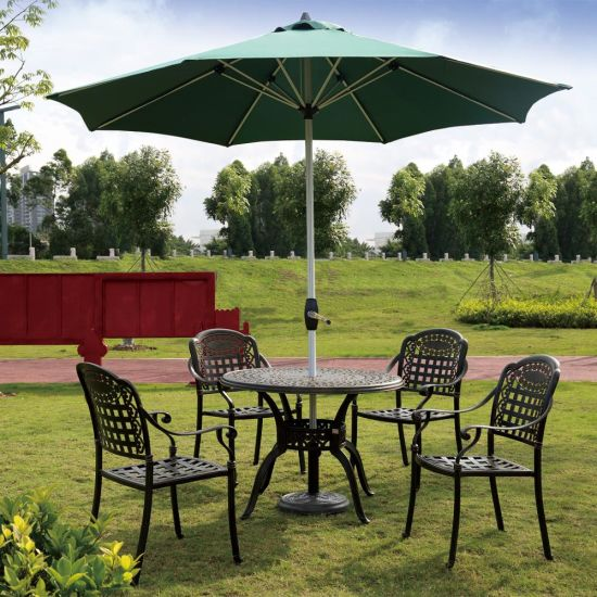 china patio garden furniture parasol