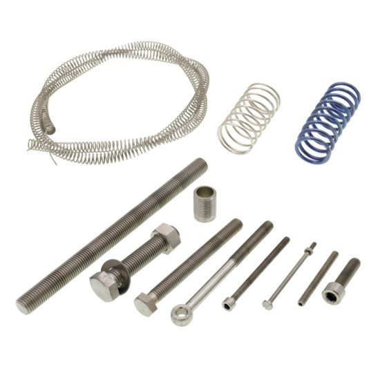 Metals CNC Wire EDM Machining Services Fittings Parts