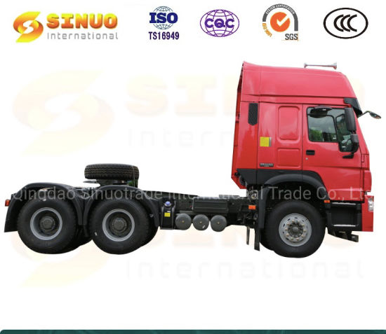 Used Sinotruk HOWO Truck 336HP 340/371HP 375 10 Wheels Tractor Trucks 6x4 Chinese Heavy Duty Truck Trailer Head China Tractor Head Truck Excellent Condition