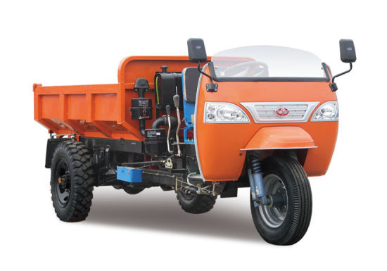Three Wheel Motorcycle From China Wuzheng (WAW) for Heavy Load
