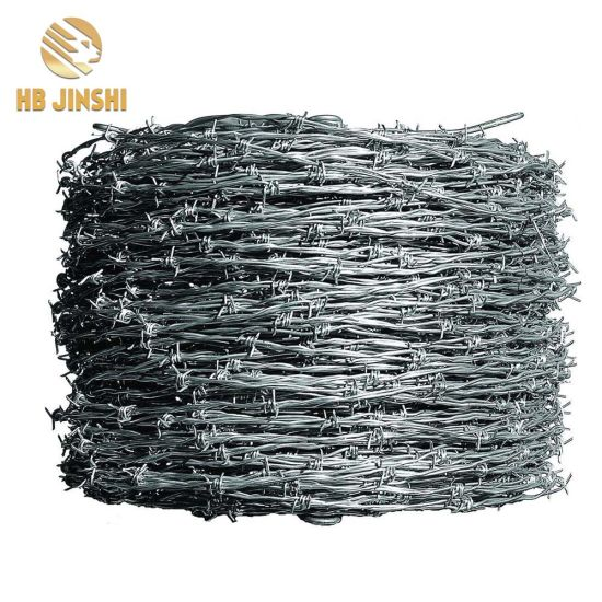 Factory Directly Hot Sale High Quality Galvanized Barbed Wire Coil pictures & photos