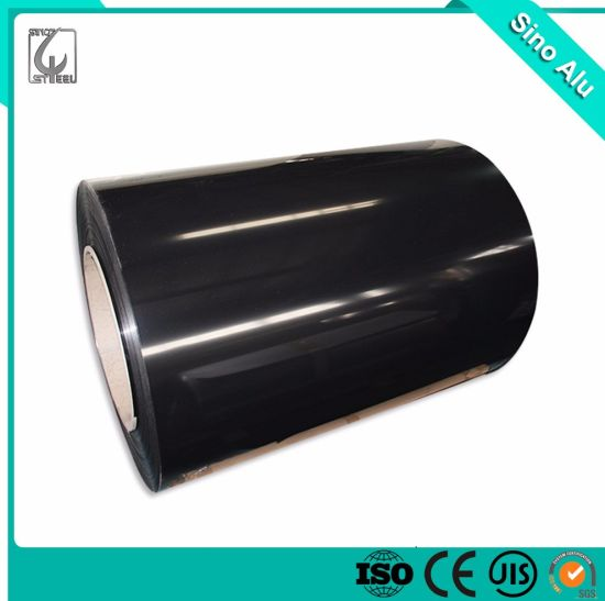 Ral Color Coated Aluminum Alloy Roll A3003 H24 H32 for Rolling Shutter Door