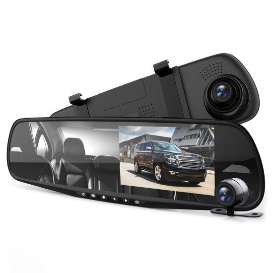 4.3 Inch FHD 1080P Sprint Double Lens Dashcam