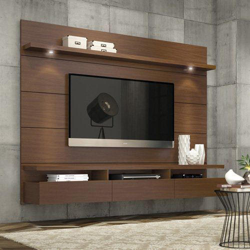 2019 Top Rated Brown Wall Mounted Tv