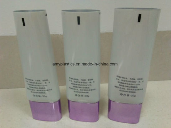 (ABL) Aluminum Laminated Tube for Cosmetic Packaginjg for Clear Sun Block pictures & photos