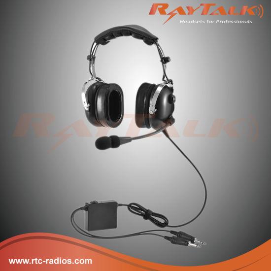 0ec3cb1b074 China High Quality Anr Aviation Headset for Pilots - China Anr ...