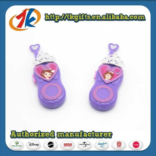 Promotional Gift Fashionable Walkie Talkie Toy for Kids