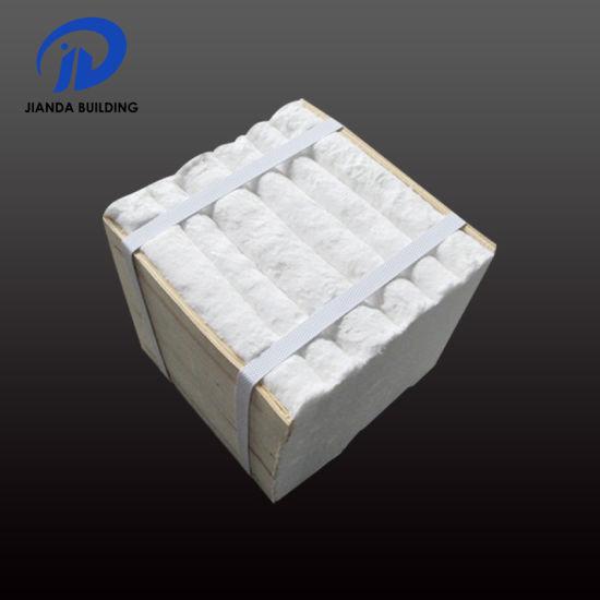 Heat Insulation Fireproof Refractory Ceramic Fiber Module for Kilns
